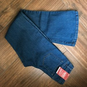 16reg Arizona jeans company boot cut denim